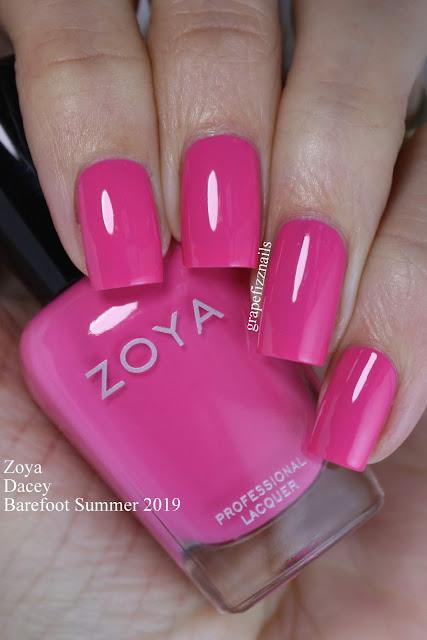 Zoya Dacey Barefoot Summer 2019