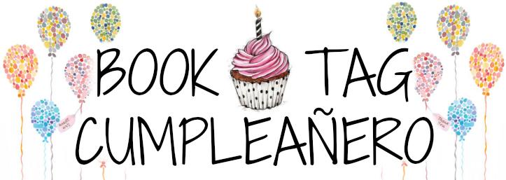 Resultado de imagen para book tag cumpleaños