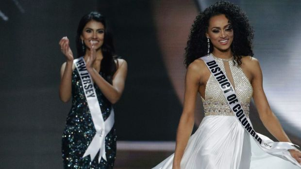 #Entertainment, #TopStory : Born in Naples,Italy 25 yo ,scientist wins Miss USA contest