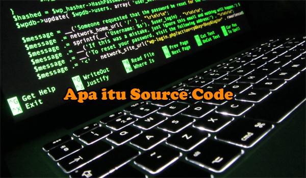 Apa itu Source Code