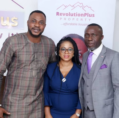Nollywood star Odunlade Adekola bags endorsement deal with real estate firm Revolution plus properties