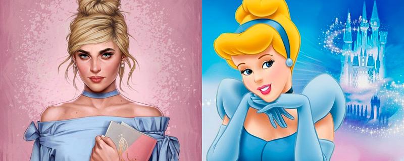 Empoderamiento femenino de las Princesas Disney