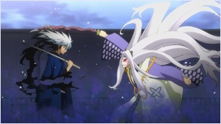 ริคุโอะ vs ทามาซึกิ