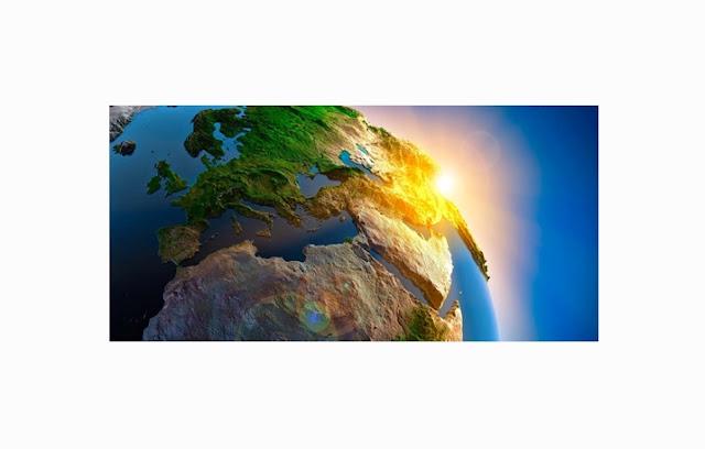 Relief Permukaan Bumi : Daratan dan Lautan