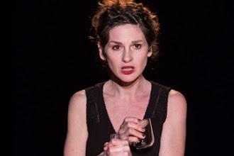 Théâtre : L'histoire d'une femme, de Pierre Notte - Avec Muriel Gaudin - Théâtre de Poche Montparnasse