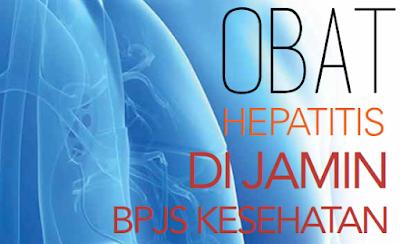 Obat Hepatitis Dijamin BPJS Kesehatan