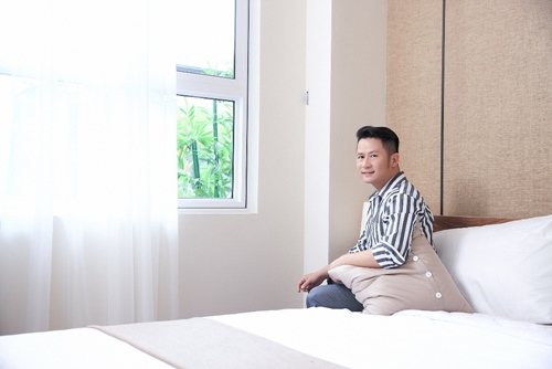 Thiết kế nội thất căn hộ chung cư cao cấp của Bằng Kiều 4
