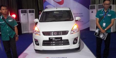 Suzuki: Dari Brand Value, Beberapa Hal Harus Kami Improve