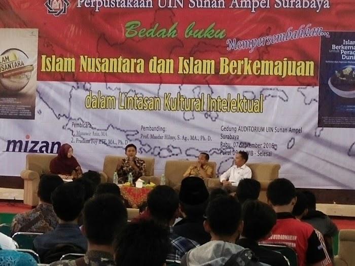 Begini Pentingnya Memperkokoh Gagasan Islam Nusantara