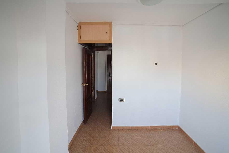 piso en venta calle de san luis villarreal dormitorio1