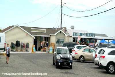 Sunset Beach Shops and Grille in Cape May