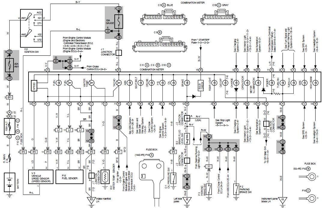 free auto repair manuals  camry wiring diagram