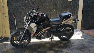 BURSA MOGE BEKAS : Dijual Moge Yamaha MT03 Special Edition - BEKASI