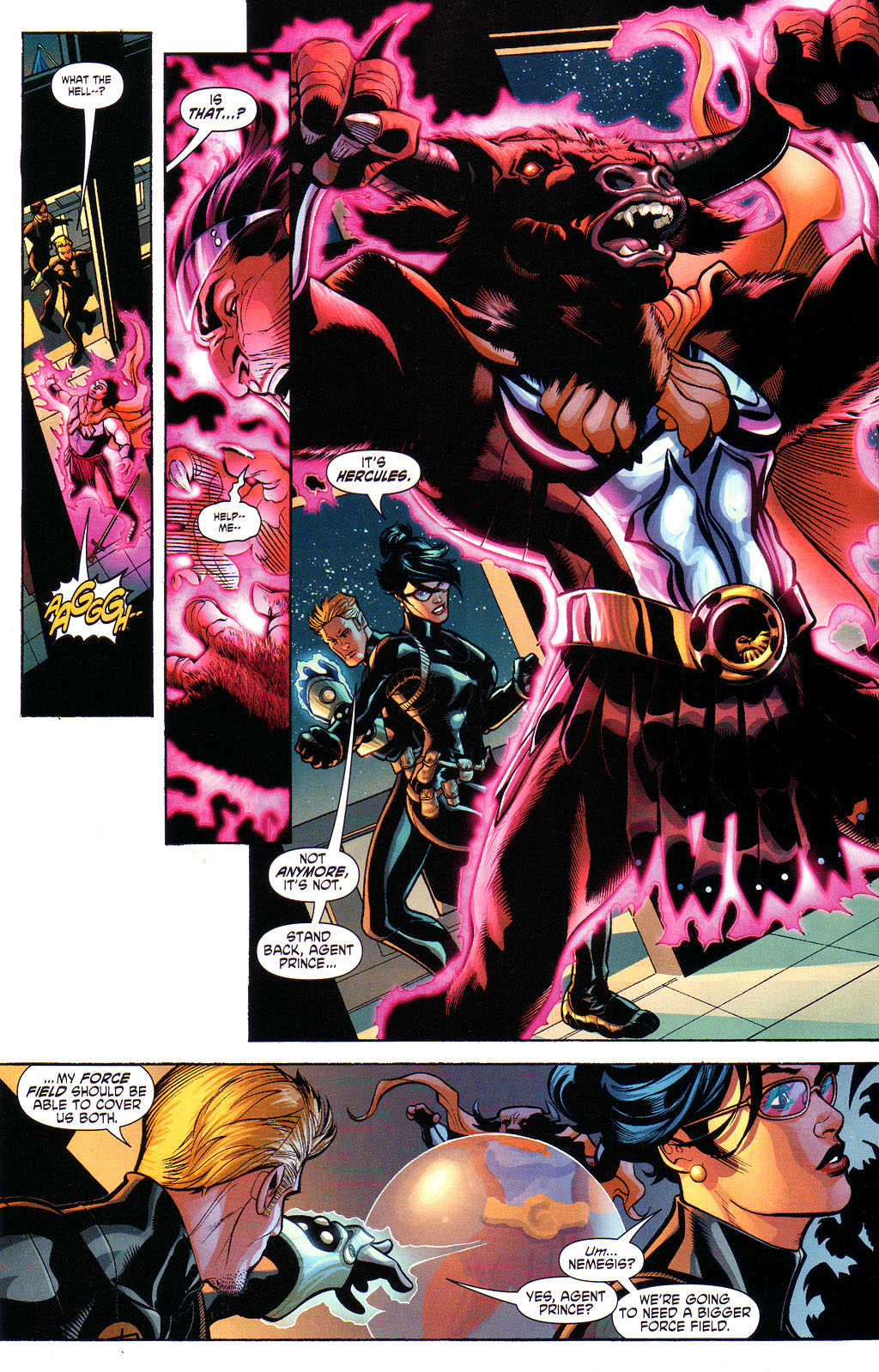 Read online Wonder Woman (2006) comic -  Issue #3 - 14