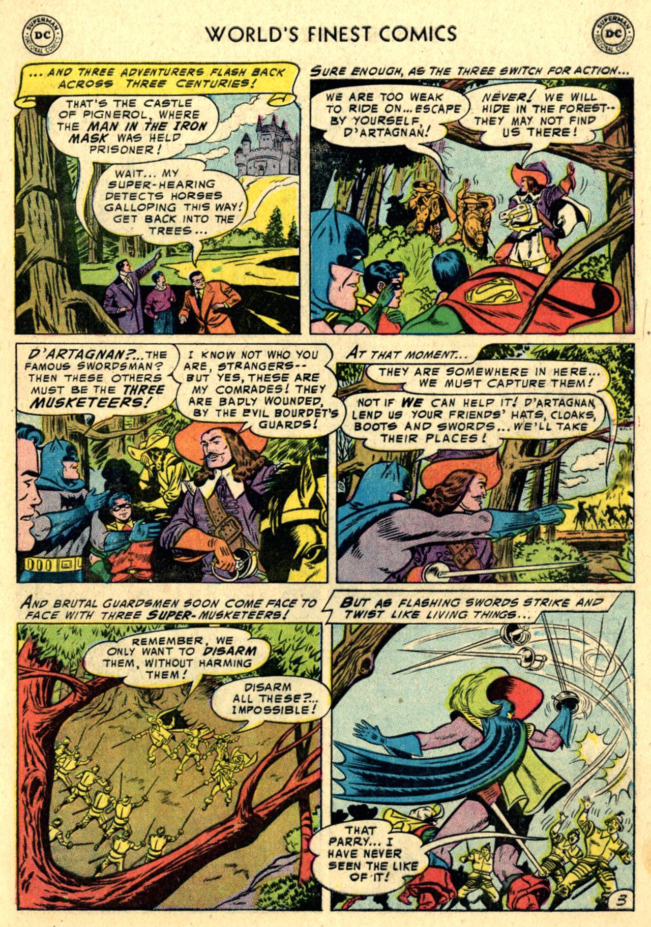 Read online World's Finest Comics comic -  Issue #82 - 5