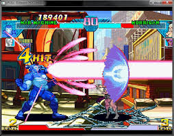 Marvel vs Capcom PS1 ISO Gratis