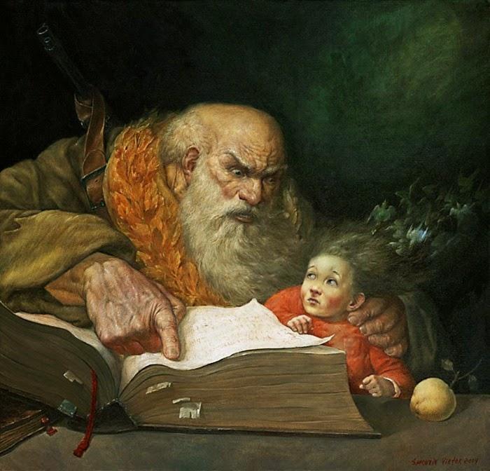 Евросюрреализм. Viktor Safonkin