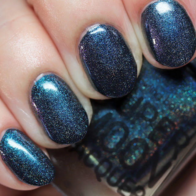 Supermoon Lacquer Reflection
