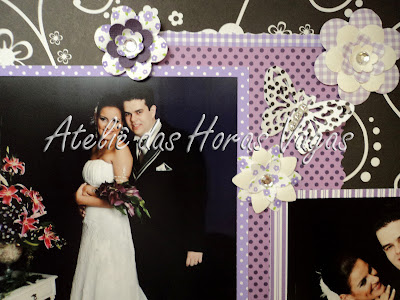 scrapbook casamento wedding book