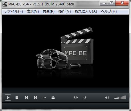 MPC-HC開発停止、後継はMPC-BE :Scrap 2nd.