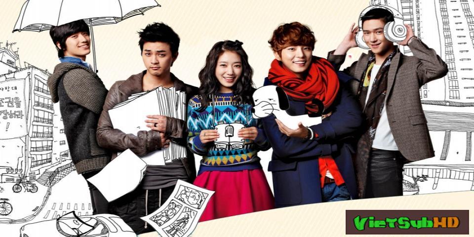 Phim Mỹ Nam Nhà Bên Hoàn tất (16/16) Lồng tiếng HD | Flower Boy Next Door 2013