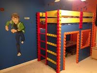 Increíbles camas que les encantarán a los pequeños lego