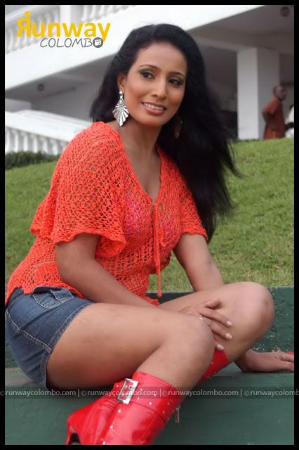 Shashirangee Neelya - Sri Lankan Actress And Models