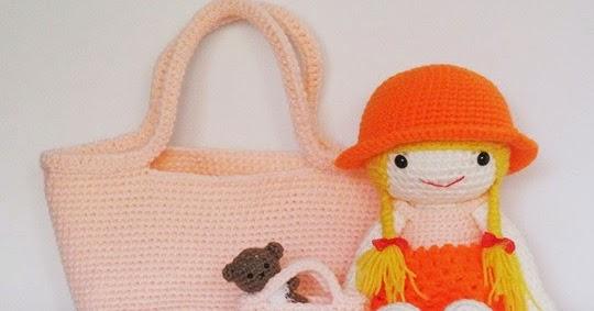 New dress up dolls - Sayjai Amigurumi Crochet Patterns ~ K ...