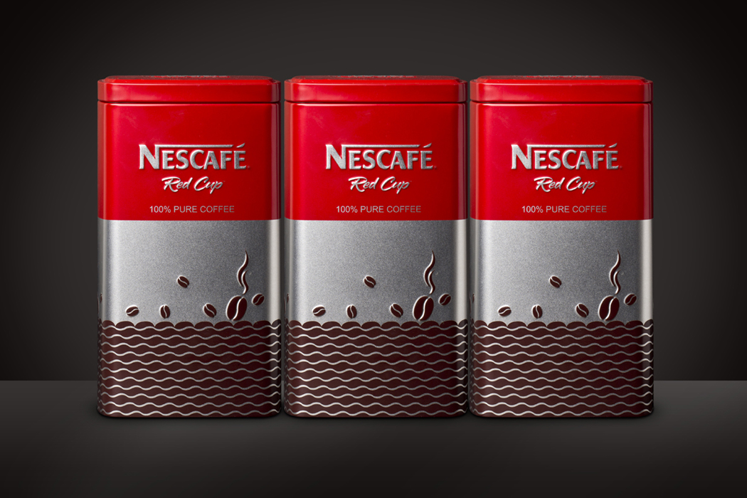 nescafe red cup limited edition  packaging   world creative package design gallery