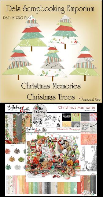 Christmas Memories Christmas Trees