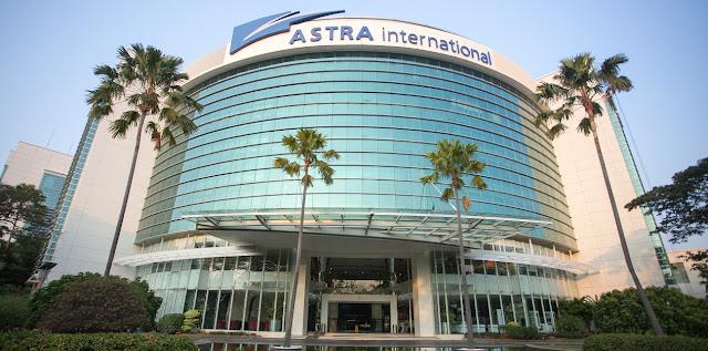 Lowongan Kerja Lulusan S1, PT Astra Internasional Tbk Terbaru 2018