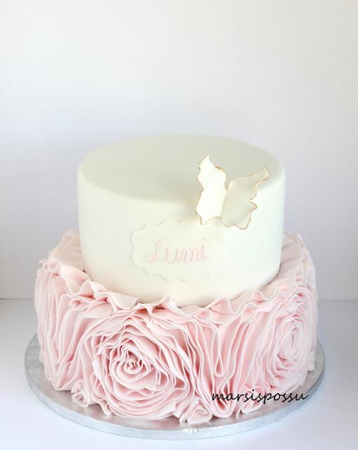 Kakku nimiäisjuhliin