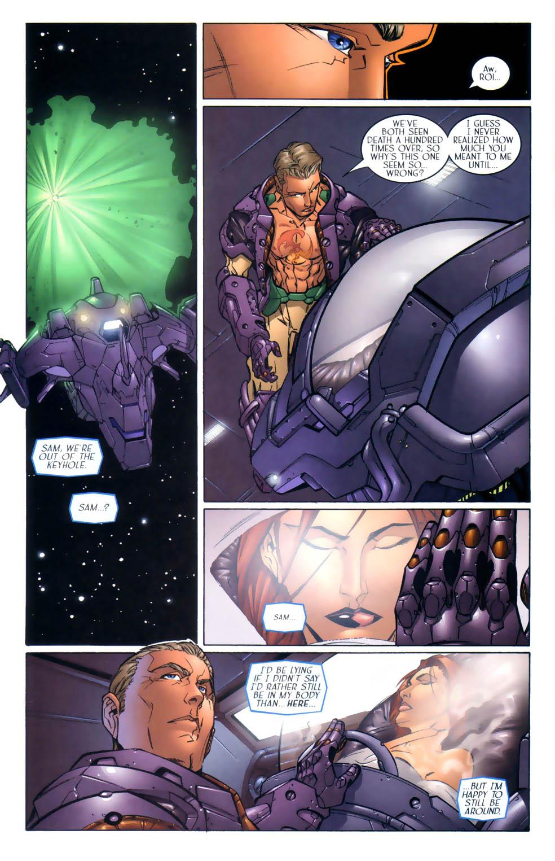 Read online Sigil (2000) comic -  Issue #2 - 17
