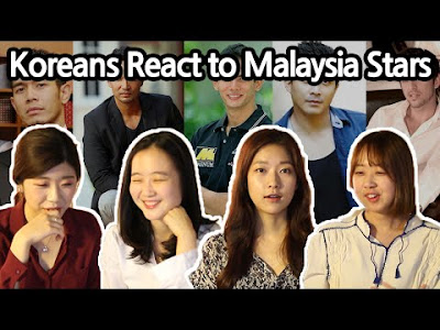 How Korean Reacts to Malaysian