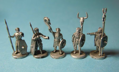 Foot Warrior Command Pack picture 2