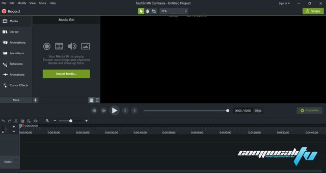 Camtasia Studio Versión 2018.0.2 Build 3634 Full