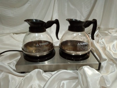 Coffee Decanter Set