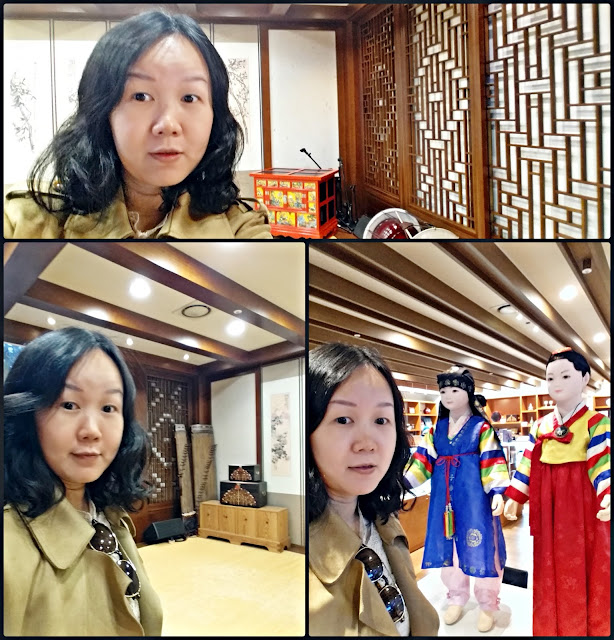 Hanbok Experience at Incheon Airport | www.meheartseoul.blogspot.sg