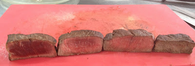 Puntos y Cocción de la Carne