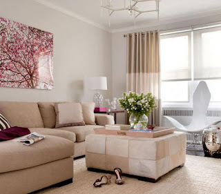Interior design for living room for small space