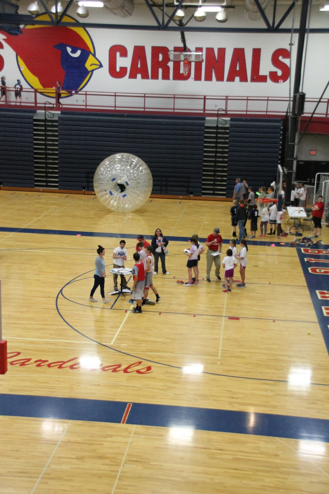Big Rapids Public Schools News Brms Amazing Race