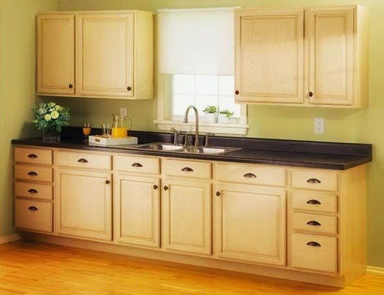 Inexpensive Kitchen Cabinet picture