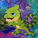 Games4King Chameleon Rescue