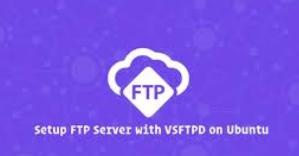 Ftp Server Ubuntu