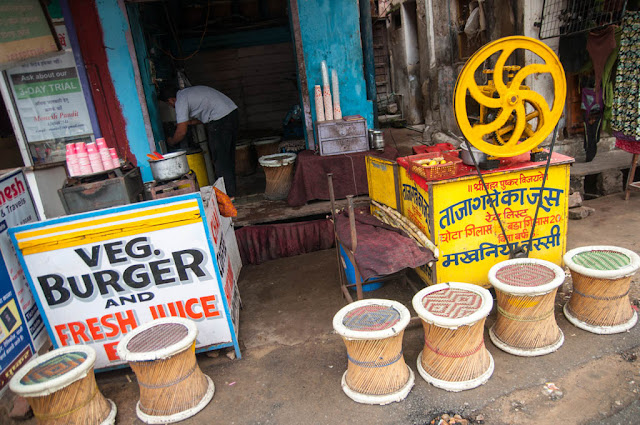Tiendas Pushkar