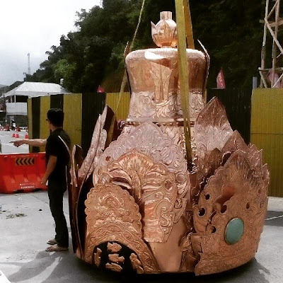 Wilujeng Sumping Makuta Binokasi