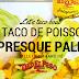 Let's taco bout : Taco de poisson presque Paleo