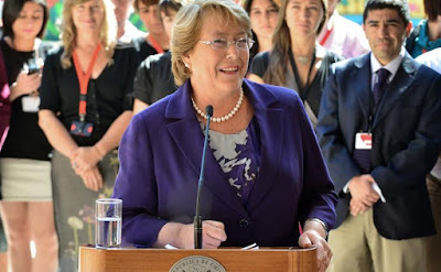 Abortion-booster Michelle Bachelet appointed to top UN human rights spot