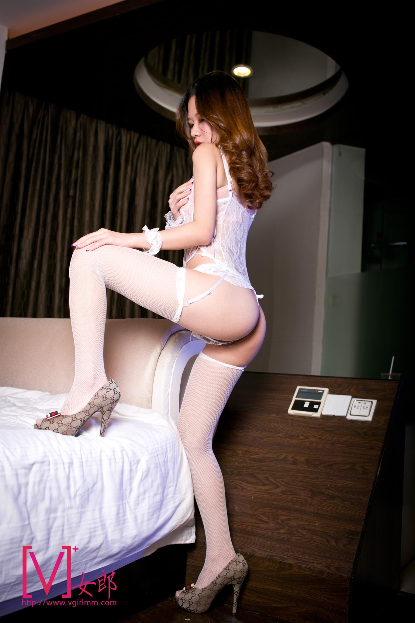 vGirlmm Lily Hot Nurse Cosplay Artistic Nude Photo Gallery ...