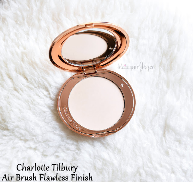 Charlotte Tilbury Air Brush Flawless Finish Powder Medium Review